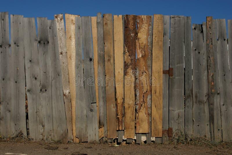 древесина загородки стоковые изображения
