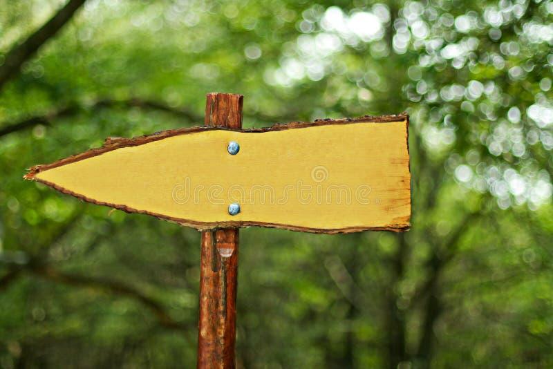 древесина знака стоковое фото