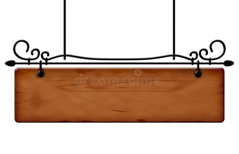 древесина извещении о доски стоковое фото