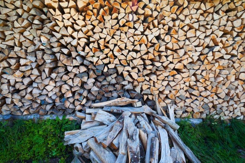 Древесина огня стоковая фотография