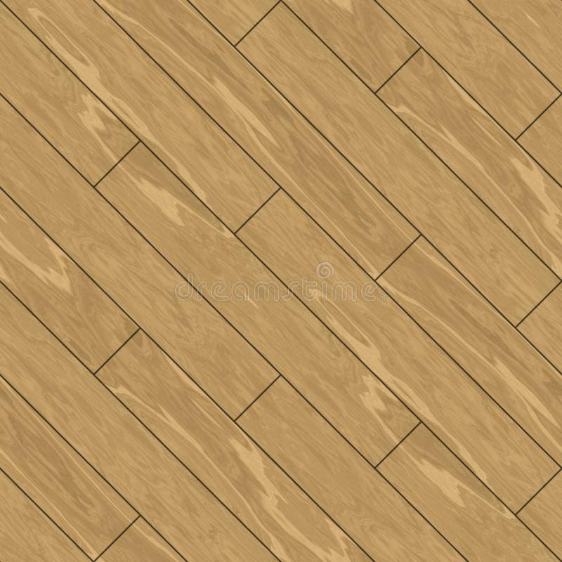 древесина партера безшовная иллюстрация вектора