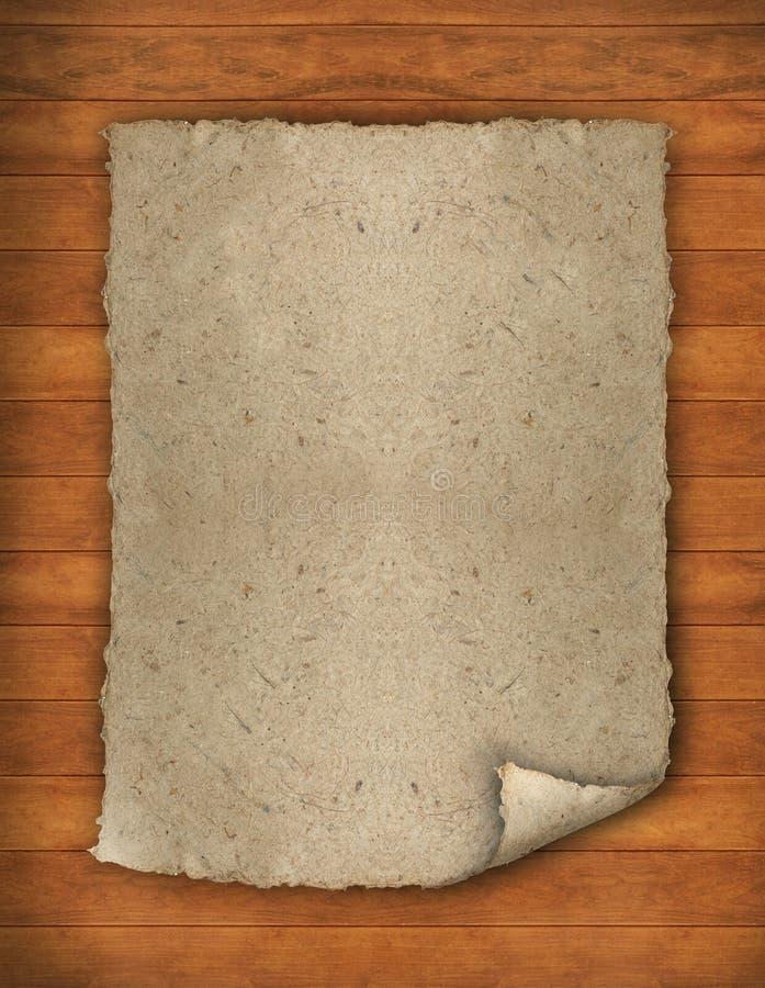 древесина предпосылки старая бумажная стоковые фото