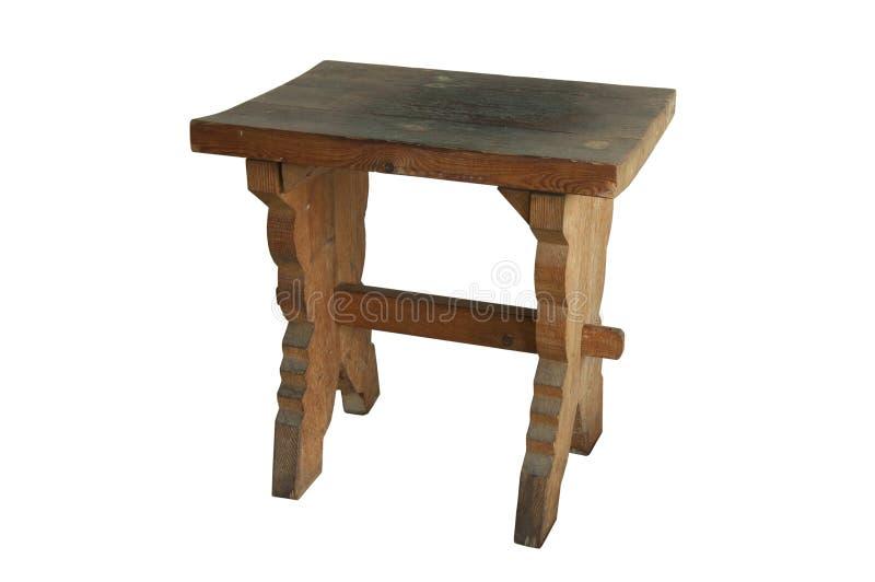 древесина стула старая стоковое фото rf