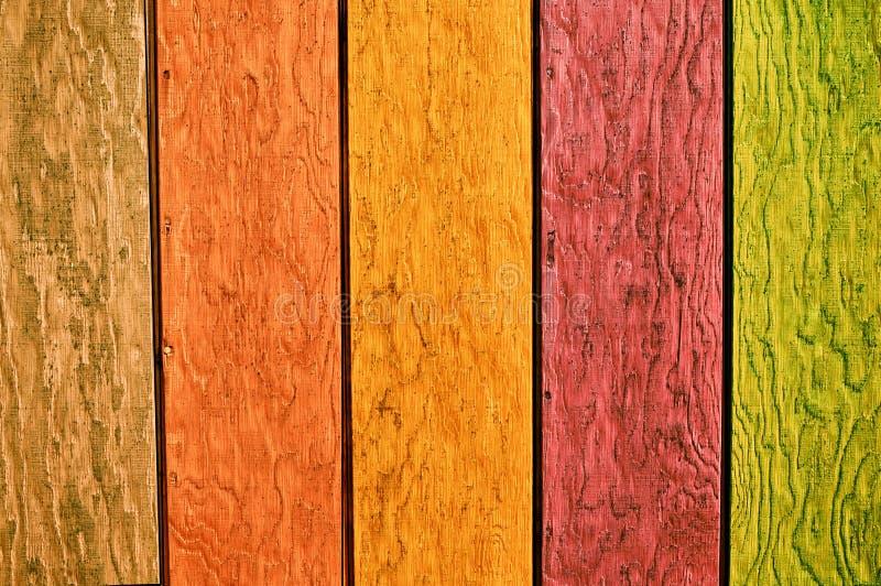 древесина цвета предпосылки multi стоковые фотографии rf