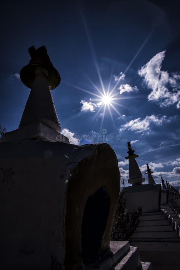 Древний город Lijiang стоковое фото rf