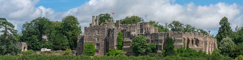 Древняя крепость замка Беркли, Cotswolds, Gloucestershire, стоковое изображение rf