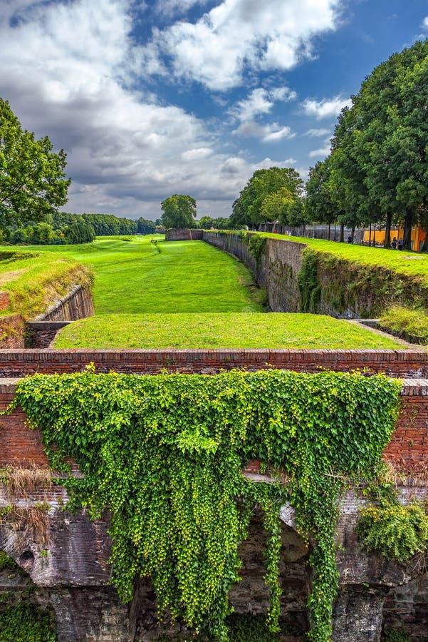 Древняя крепость стоковые фото