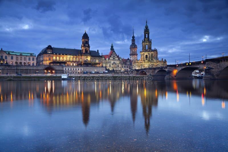 Дрезден. стоковые изображения