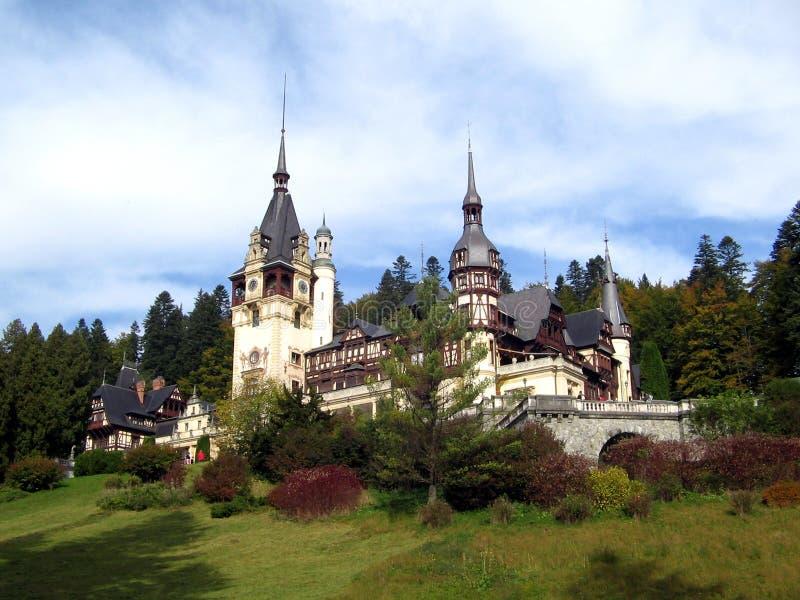 другой взгляд замока стоковое изображение rf