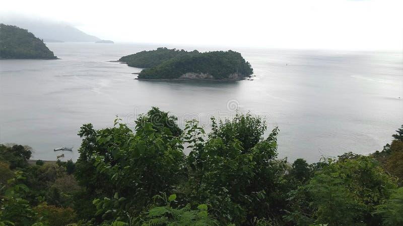 Другой остров в sabang стоковое изображение rf