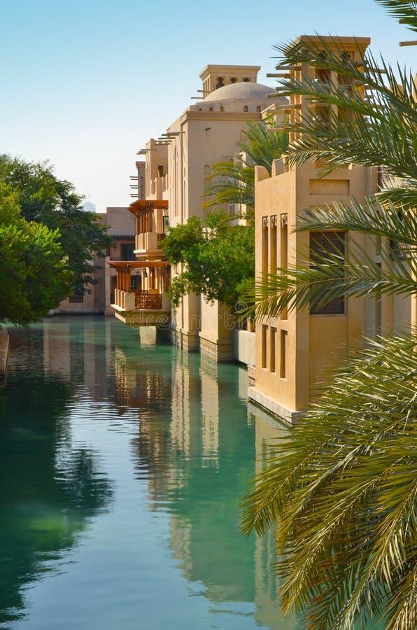 Дубай UAE стоковая фотография rf