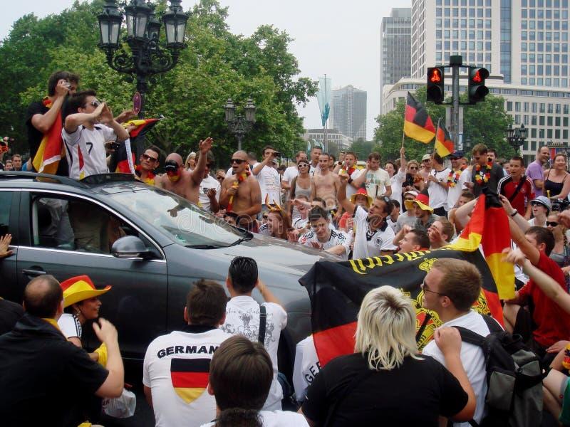 дует немца стоковая фотография rf