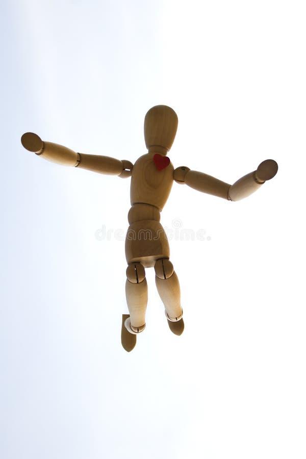Download думмичное деревянное стоковое фото. изображение насчитывающей людск - 6852756