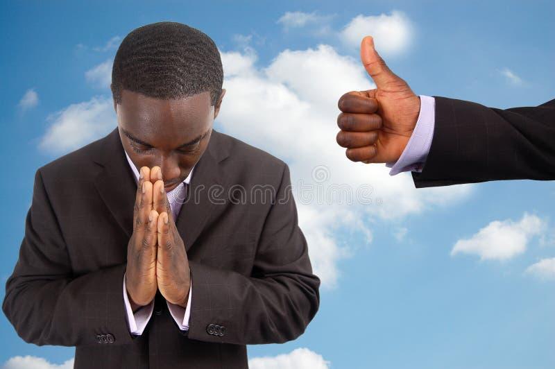духовность поощрения стоковая фотография rf