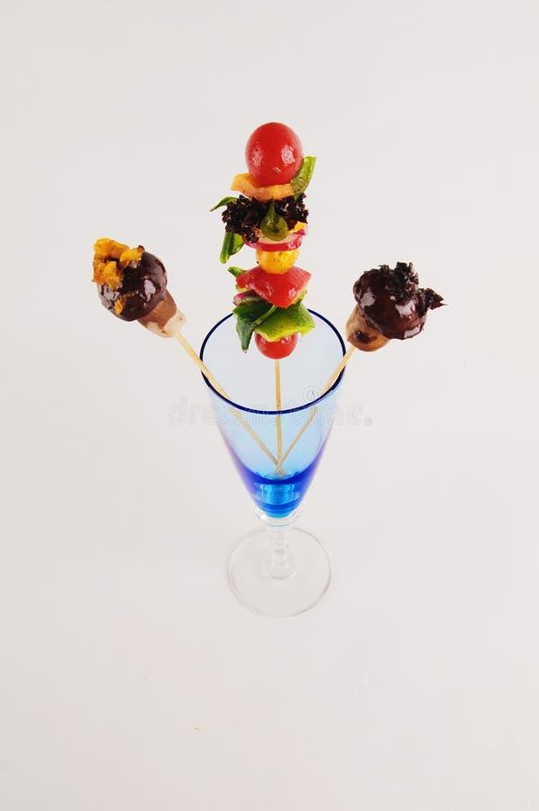 Дух десерта стоковое изображение rf