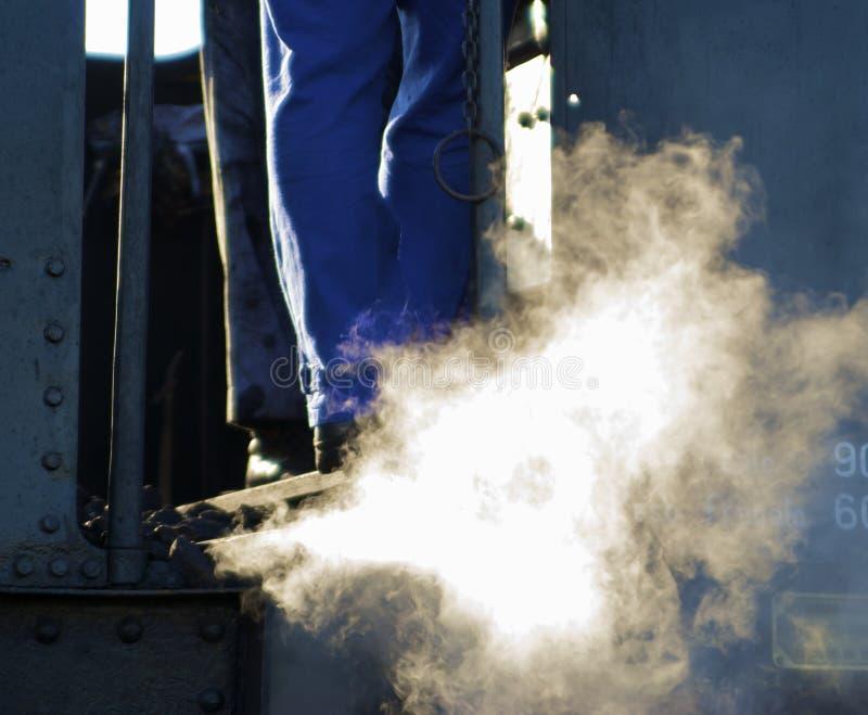 дым детали стоковые фотографии rf