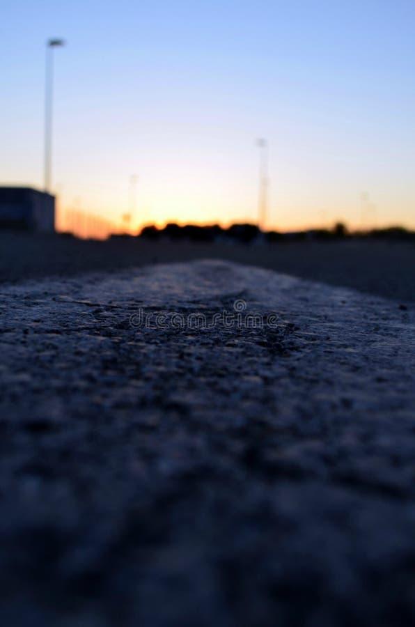 Длинний путь стоковое фото rf