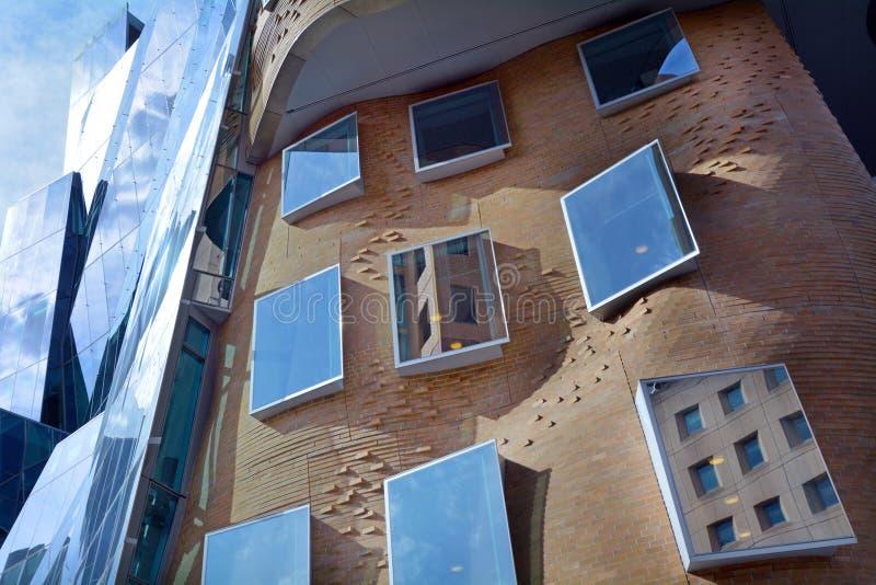 Д-р Chau Chak Крыло Здание Сидней Новый Уэльс Австралия стоковое фото rf