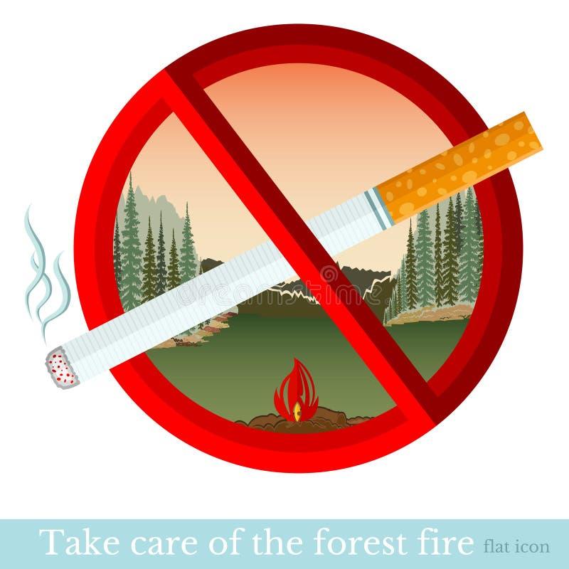 параметры знак не курите в лесу самой значимой является