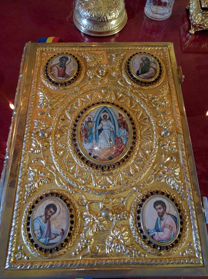 евангелисты стоковые изображения