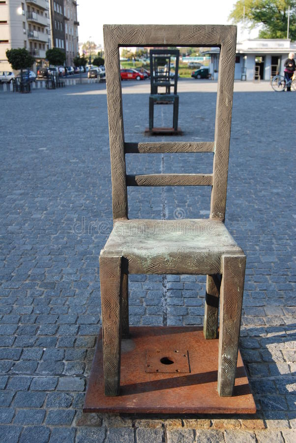 еврейская четверть krakov стоковая фотография