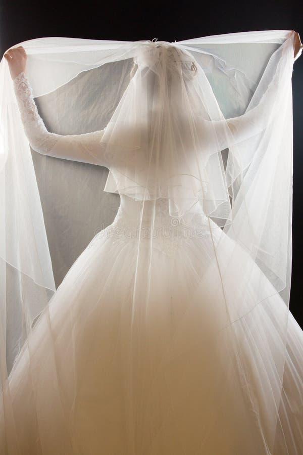 еврейское венчание Еврейская невеста стоковые изображения