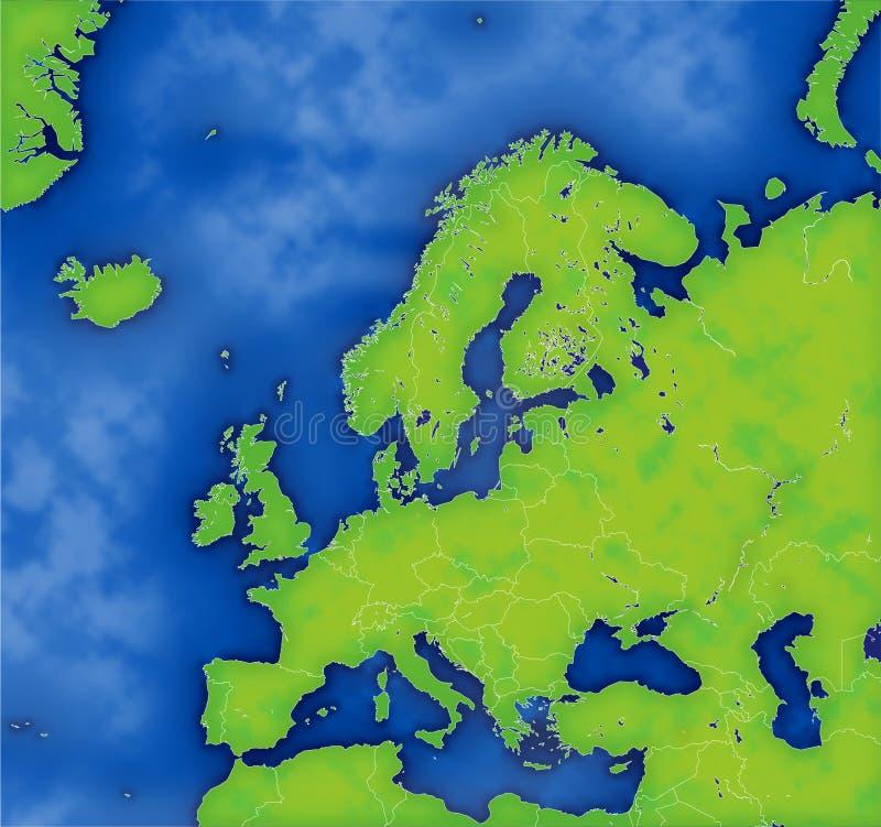 европа бесплатная иллюстрация