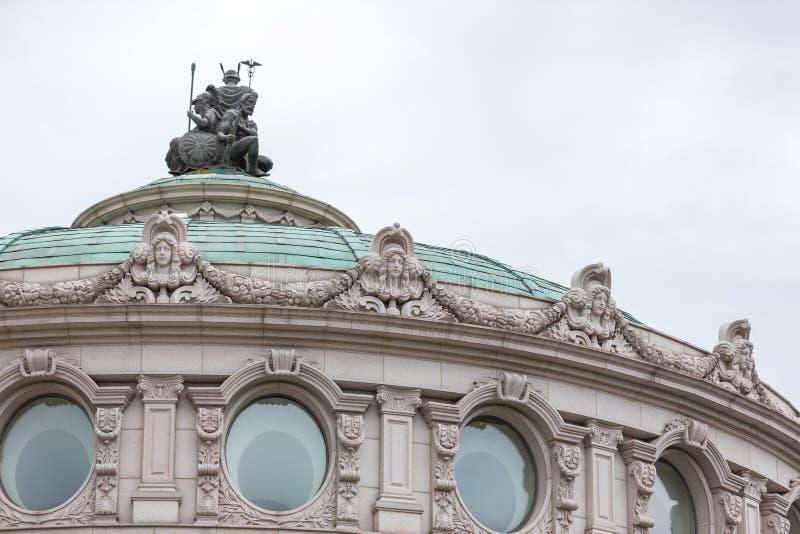 Европейская архитектура стоковое фото