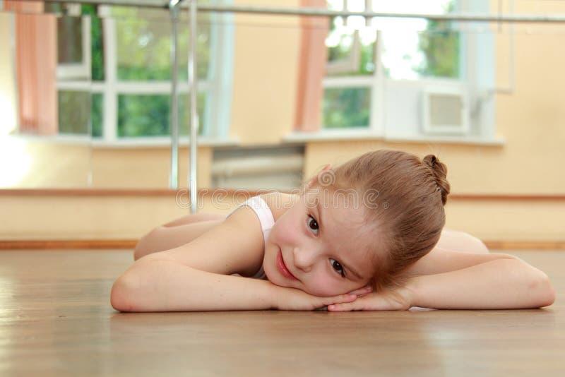 Европейская балерина стоковые фото