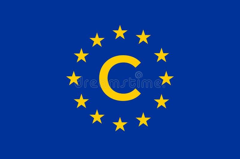 Европейская директива авторского права включая статью 13 была одобрена Европейскому парламенту бесплатная иллюстрация