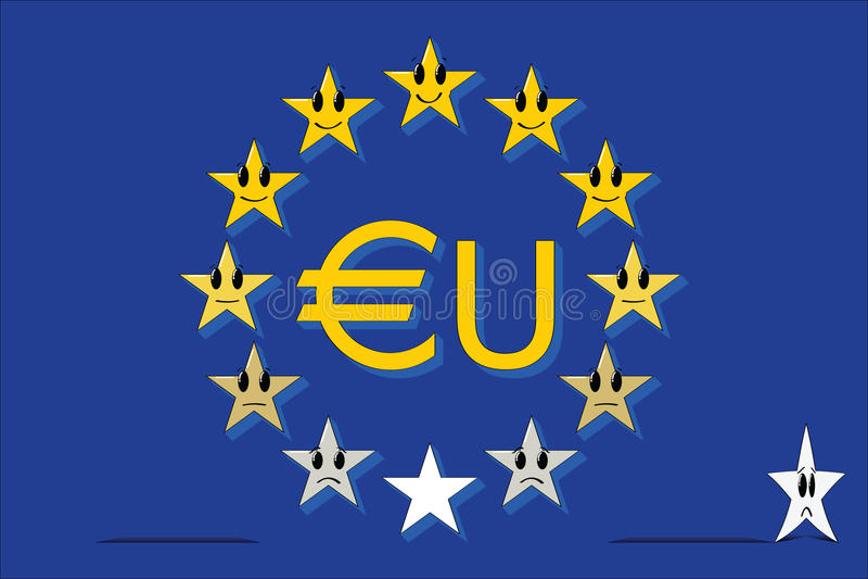 европейская иерархия бесплатная иллюстрация