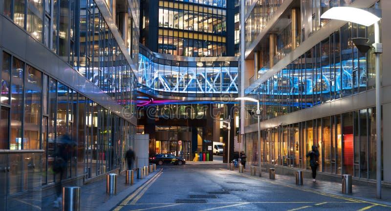 Европейские штабы Google в Дублине стоковая фотография