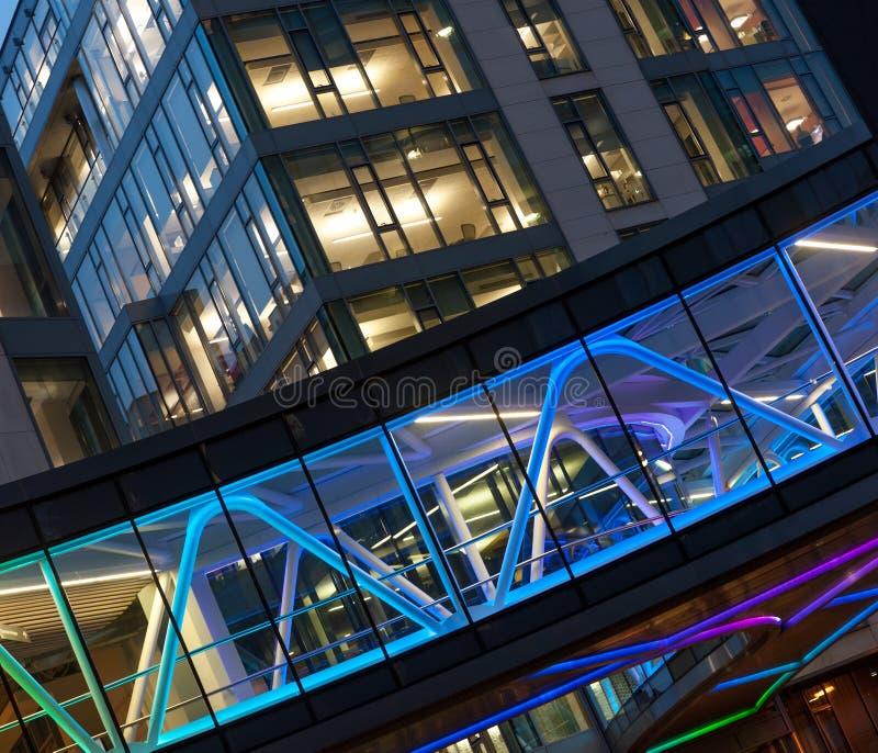 Европейские штабы Google в Дублине стоковое изображение rf