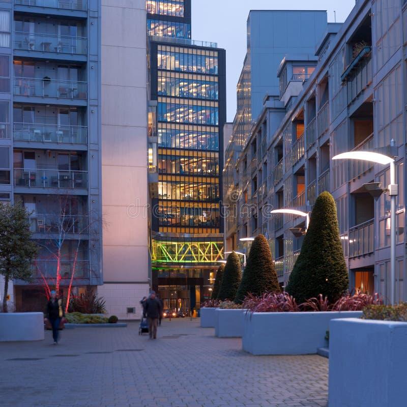 Европейские штабы Google в Дублине стоковые фотографии rf