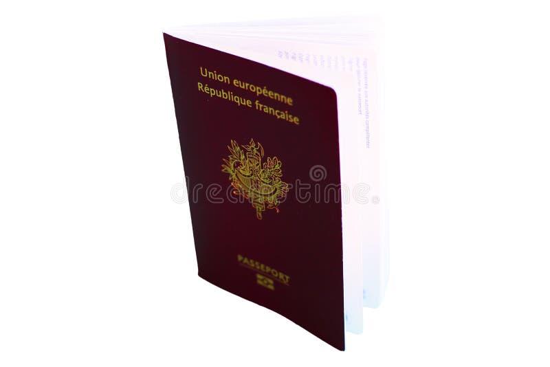 Европейский пасспорт, который нужно путешествовать стоковые изображения rf