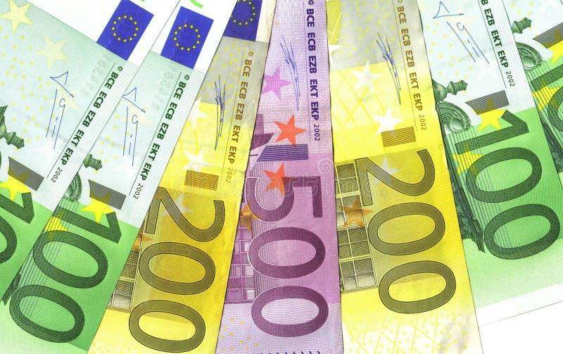 евро детали стоковые изображения