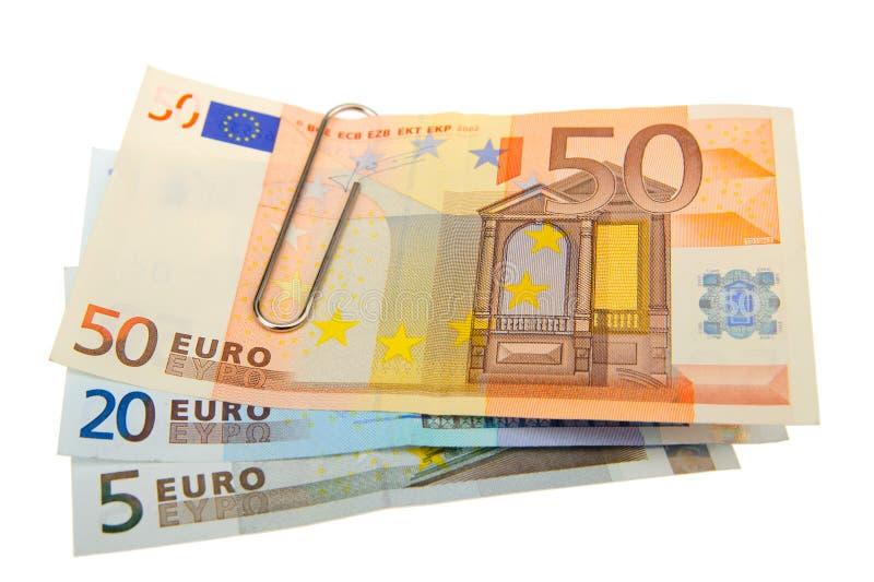 евро кредиток стоковые фото