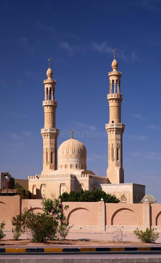 египетская мечеть стоковые изображения rf