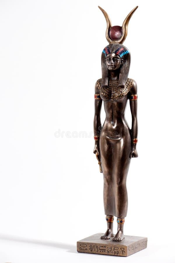 египетская статуя стоковые изображения
