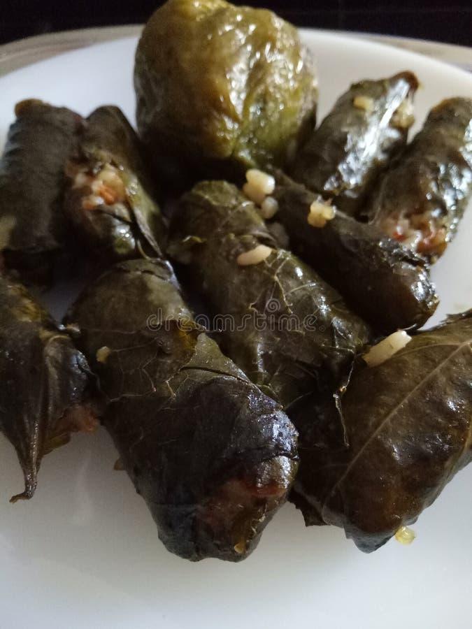 Египетская традиционная еда стоковые фотографии rf