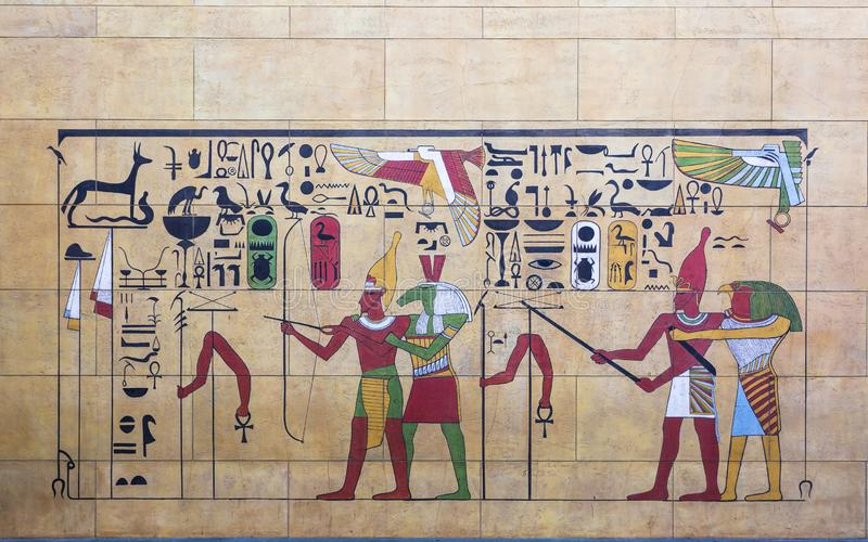 Египетский театр бульвар Голливуд, Голливуд, Голливуд, Лос-Анджелес, Калифорния, Соединенные Штаты Америки, северные стоковое фото rf