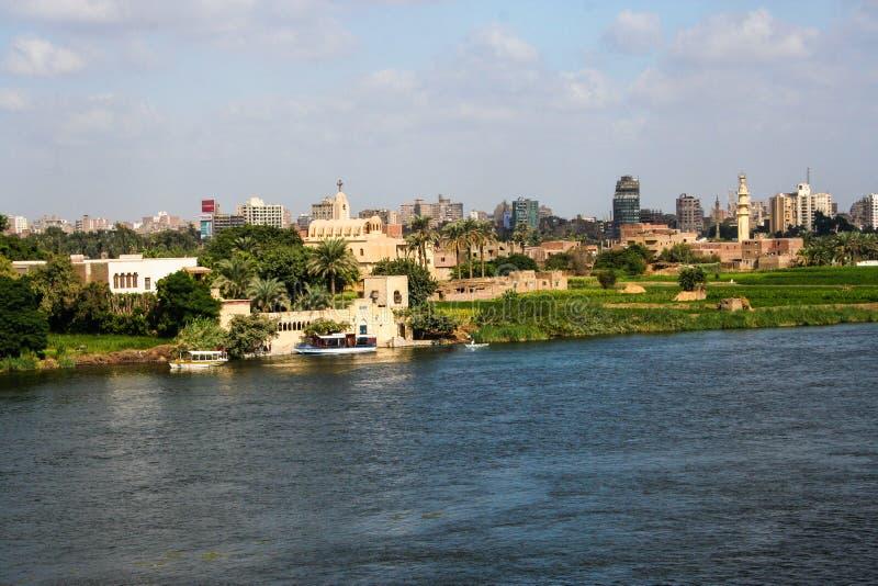 Египет в лете стоковые фотографии rf
