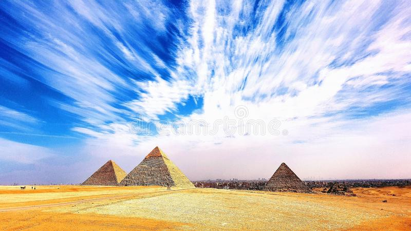 Египет стоковое фото rf