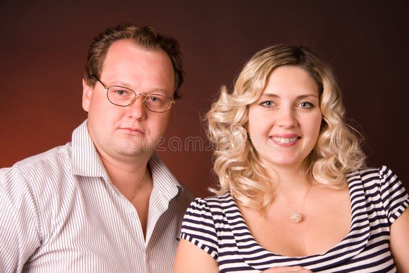его супруга студии фото человека супоросый стоковое фото rf