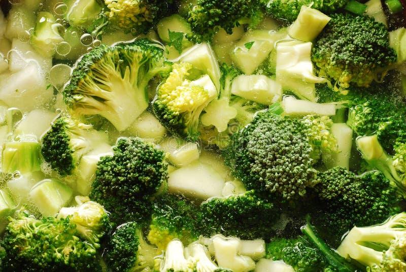еда брокколи стоковые изображения rf