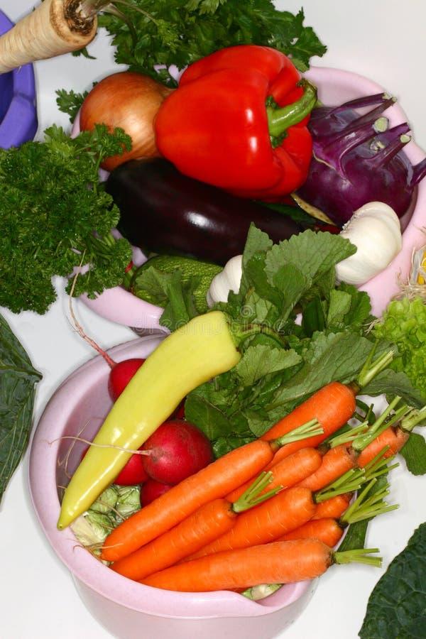 Download еда здоровая стоковое фото. изображение насчитывающей бронированных - 6869414