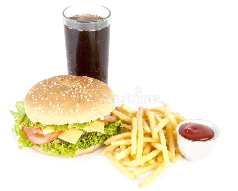 еда из закусочных стоковая фотография rf