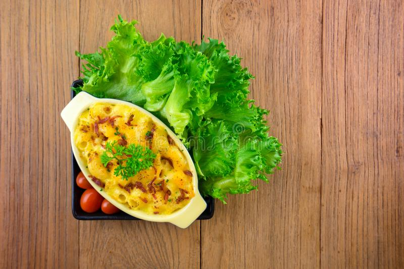 еда макарон и сыра домодельная стоковое фото rf