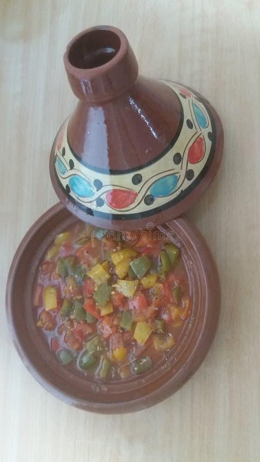 Еда Марокко стоковые фотографии rf