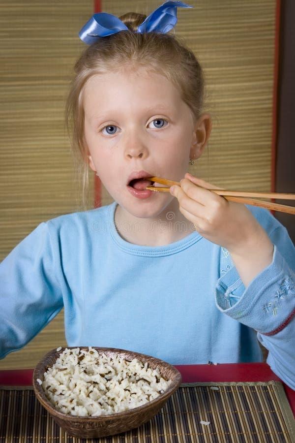 еда риса стоковые фото
